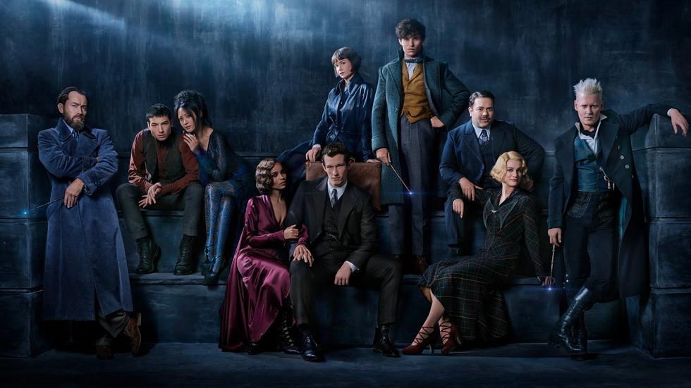 Tal y como se anunció ayer, la próxima película del universo de magia y hechicería creado por J.K. Rowling ha estrenado hoy su primer tráiler oficial. (Warner Bros.)