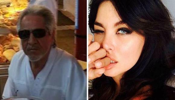 Márquez Michelli fue quien llevó a la modelo hasta una clínica con dos heridas de bala y atacó a agentes policiales. (@jibajaangie / GEC)