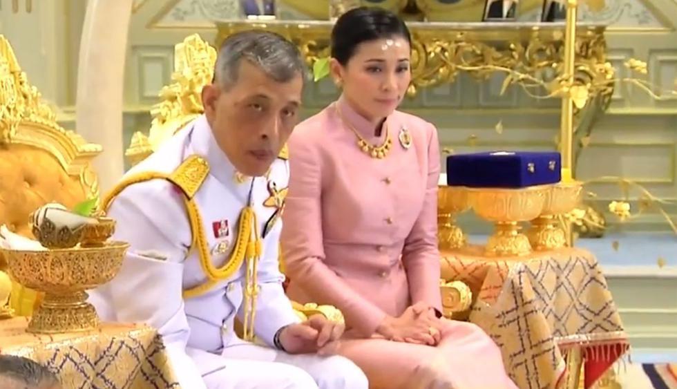 En el 2000, obtuvo un diploma en Artes de la comunicación. Más tarde trabajó como azafata para la compañía Thai Airways.(Foto: AFP)