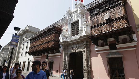 Palacio de Torre Tagle. (USI)