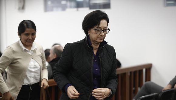 Ana Herz también es una imputada en el caso cócteles. (Piko Tamashiro / Perú21)