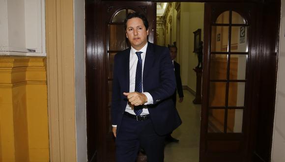 Daniel Salaverry anunció que trabaja en un proyecto político con el partido Restauración Nacional, que cambiará de nombre a Perú Firme. (Foto: GEC)