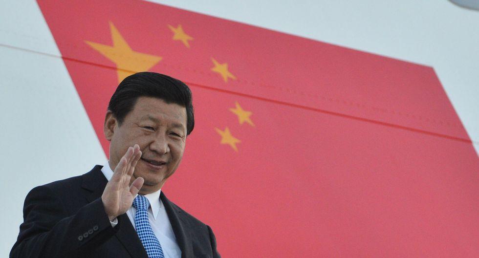 """El gobierno de China instó a las autoridades estadounidenses a """"que se preocupen por sí mismos"""" y a """"gestionar sus propios asuntos de forma adecuada"""". (Foto: AFP)"""