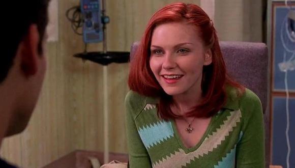 Kirsten Dunst interpretó a Mary Jane Watson en la trilogía de Spiderman. (Foto: IMDB)