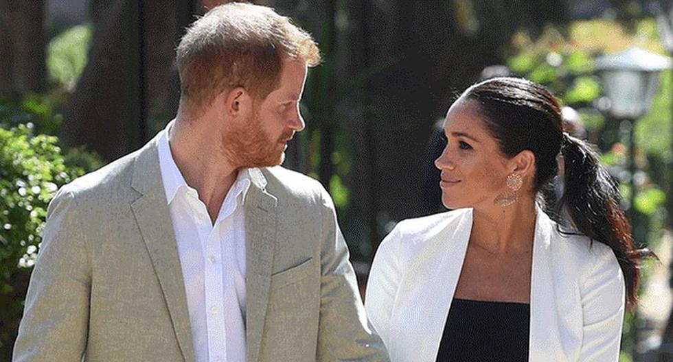 Meghan Markle, duquesa de Sussex, da a luz a un niño | El bebe real tendrá que rendir cuentas a Estados Unidos sobre sus regalos y otras riquezas. (EFE)
