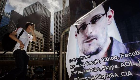 ATEMORIZADO. Snowden tiene miedo de que lo torturen y le den pena de muerte si regresa a EE.UU. (AFP)