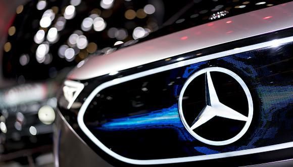 Mercedes. Benz (Getty)