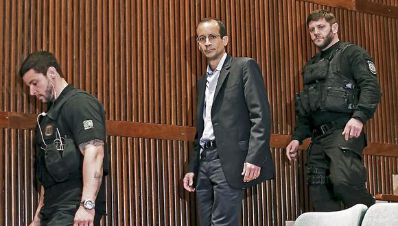 Marcelo Odebrecht contestará 48 preguntas de fiscal. (USI)