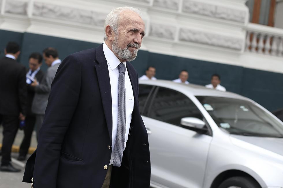 Guido Lombardi (César Campos/Perú21)