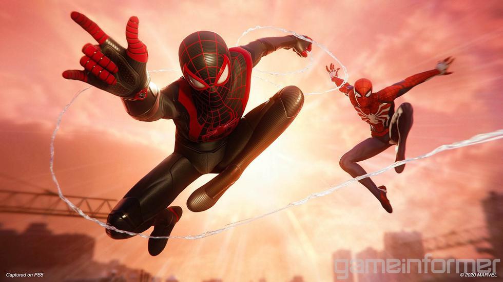 'Marvel's Spider-Man: Miles Morales'. saldrá a la venta el próximo 19 de noviembre.