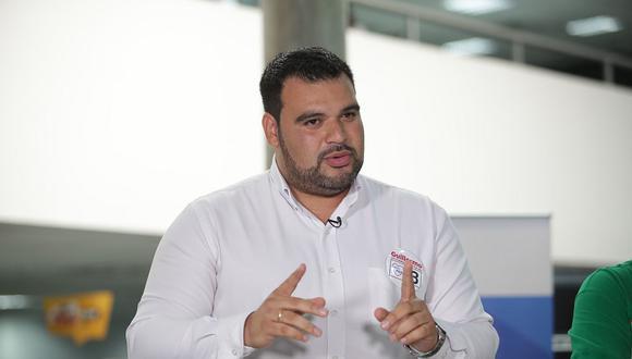 Guillermo Aliaga dijo que la Mesa Directiva planteará la instalación virtual de comisiones del Congreso. (Foto: GEC)