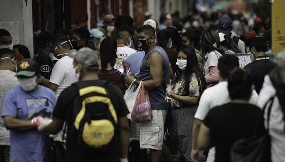 La cifra de contagios se incrementó este jueves 15 de octubre. (Foto: GEC)