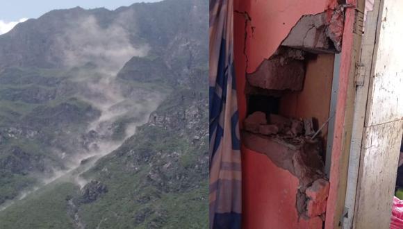 Arequipa: Sismo de 4.6 seguido de 12 réplicas dejó al menos 60 viviendas dañadas. (Radio Yaraví Arequipa)