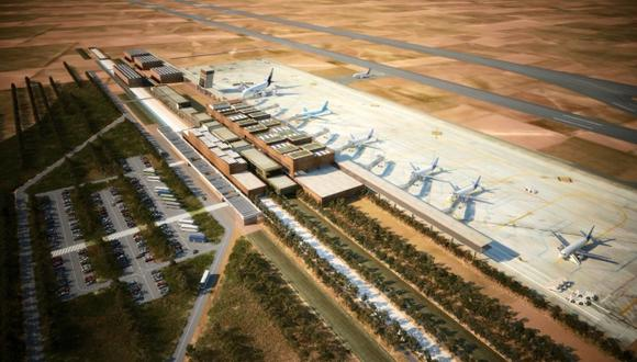 Emiten proyecto para agilizar expropiación de predios para el aeropuerto de Chinchero. (USI)