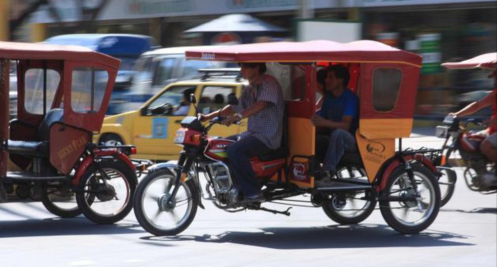 Copado. Tienen casi el 100% del mercado de mototaxis. (Perú21)
