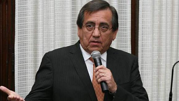 Del Castillo dijo no temerle a la investigación. (USI)