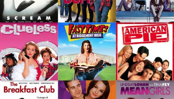 En el popular servicio streaming podrás encontrar varias teen movies (Foto: Netflix)