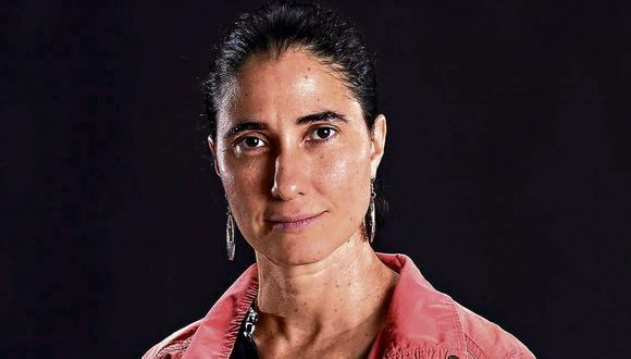 Yoani Sánchez. Escritora y periodista cubana, directora del diario digital 14ymedio