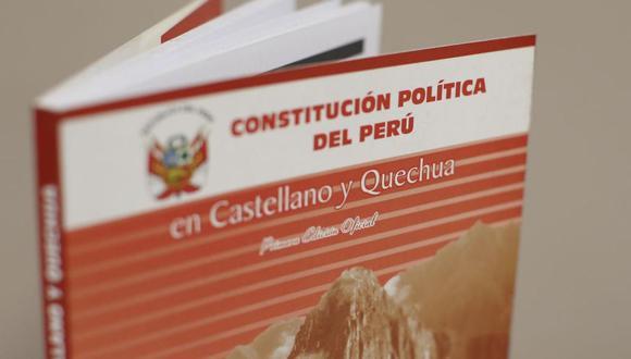 [Opinión] Camila Bozzo: ¿Quieren los peruanos una nueva Constitución?