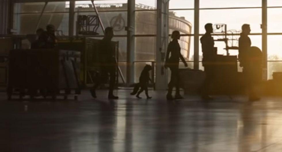 """""""Avengers: Endgame"""", nuevo tráiler: ¿quiénes son exactamente los personajes que caminan en las sombras? (Foto: Marvel Studios)"""