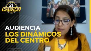 """Audiencia """"Los Dinámicos del Centro"""""""