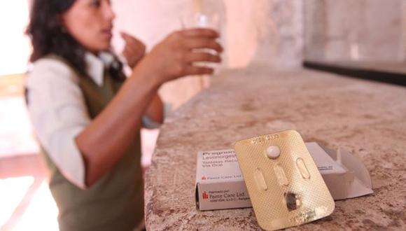 71% de peruanos está de acuerdo con uso de la píldora del día siguiente, según Ipsos. (Perú21)
