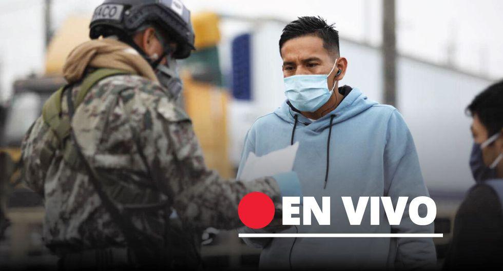 Coronavirus en Perú | Día 64 EN VIVO: casos confirmados, muertos y todo lo que debes saber. (Foto: Britanie Arrojo/GEC)
