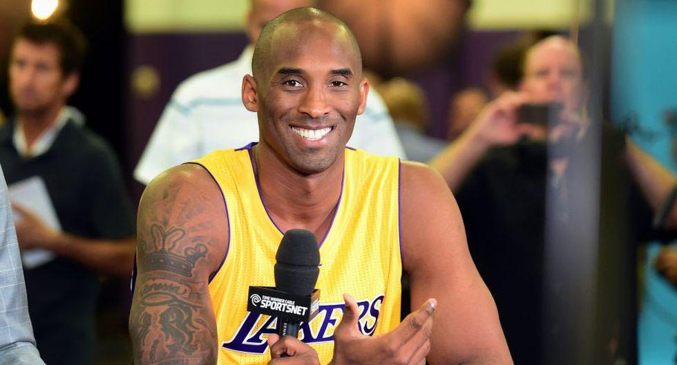 Kobe Bryant. (AFP)