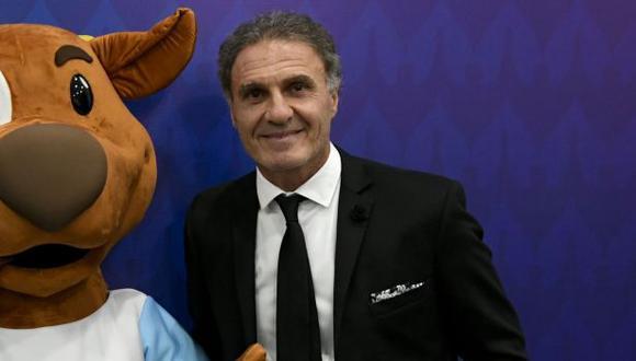 Oscar Ruggeri se ausentó de los programas 90 Minutos de Fútbol y ESPN FC Show. (Foto: AFP)