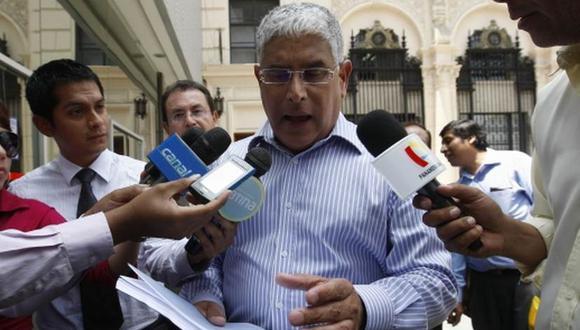 Óscar López Meneses cumplirá prisión suspendida. (Foto: GEC)