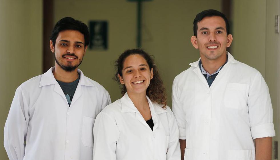 BIo Natural Solutions está conformado por Miguel en el desarrollo del proyecto (CTO); Ximena, en la gestión del proyecto (CEO) y Daniel en el área comercial (CMO).
