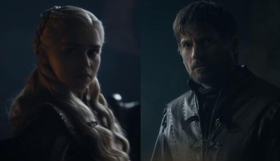 ¿Daenerys Targaryen mandará a ejecutar a Jamie Lannister?. (Foto: Captura de video)