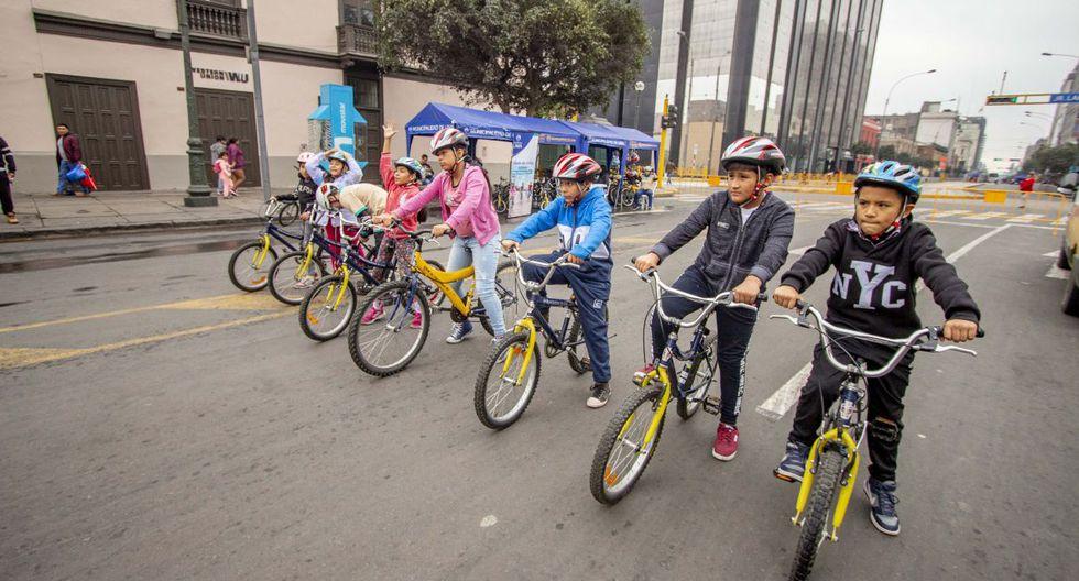 La jornada comenzará a las 7 a.m. con los talleres de ciclismo urbano, mecánica básica de bicicletas, clases de patinaje y paseos en anconeta. (Difusión)