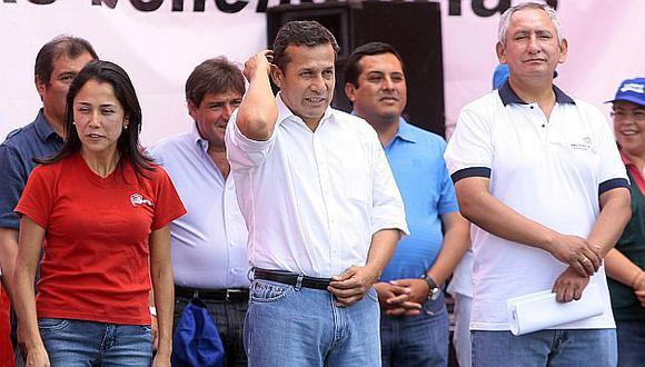 Cornejo y Humala tienen dos posiciones distintas sobre el tema. (USI)