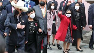 Lilia Paredes: Conoce el motivo de la primera dama para aparecer con discreto look