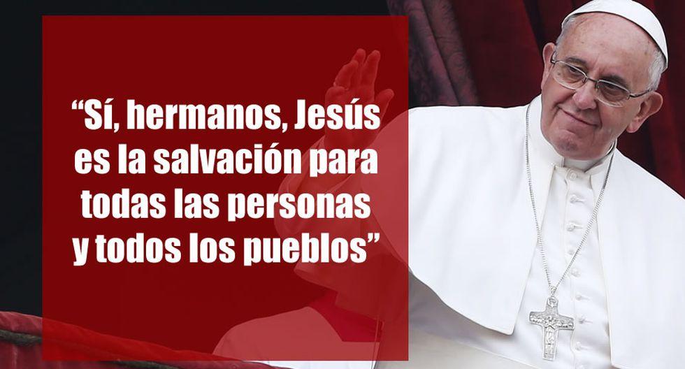 Frases Del Papa Francisco De La Navidad.Navidad El Discurso Del Papa Francisco En 10 Frases Mundo