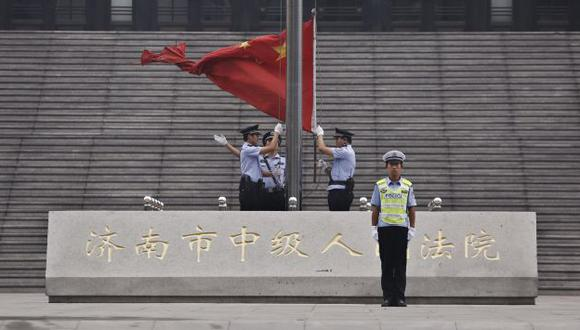 El veredicto se hizo oficial en un juzgado de Quzhou. (Reuters)