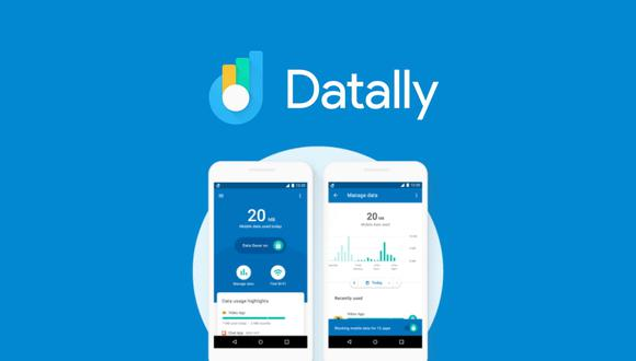 Datally ya está disponible en la Play Store de Android. (Captura)