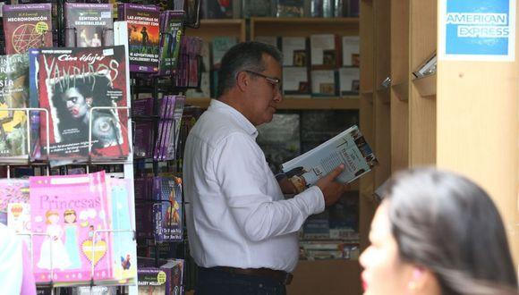 Lima lee: Cuarta feria del libro se realizará en el parque de la exposición. (Foto: GEC)
