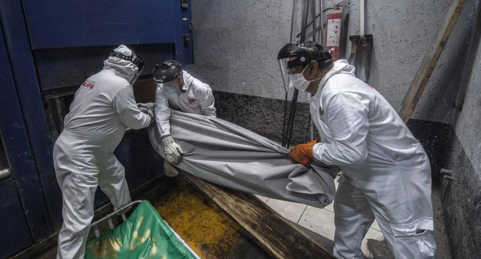 México es el cuarto país con más muertes por coronavirus tras superar a Italia. (Foto: Pedro PARDO / AFP).