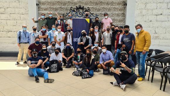 Bartenders en Movimiento busca impulsar la coctelería en el país. (Foto: Bartenders en Movimiento)