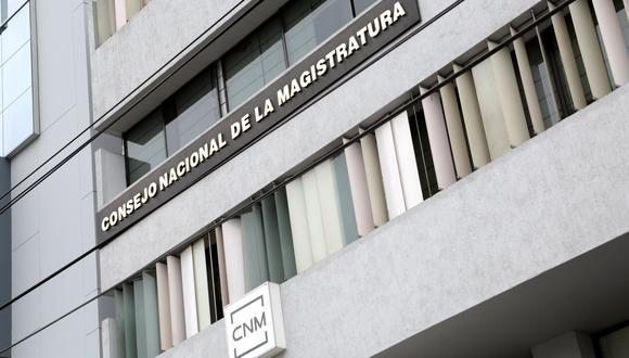 El Consejo Nacional de la Magistratura fue desactivado en julio de 2018 tras la difusión dde audios que mostraba a sus integrantes en presuntos actos de corrupción. (Foto: GEC)