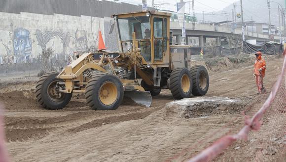 Entre los proyectos con inversión pendiente detectados por AFIN figura  la Línea 2 del Metro de Lima y Callao con US$2.500 millones de inversión por realizar. (Foto: Francisco Neyra / GEC)