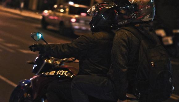 Delincuentes prefieren actuar usando modernas motos.