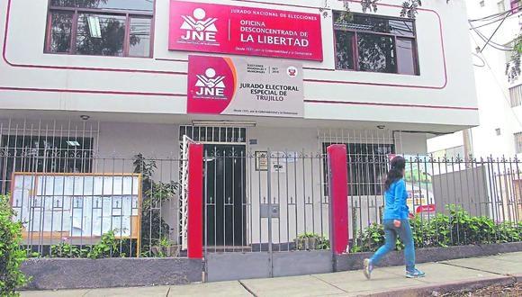 Miriam Marilyn Vigo Alcántara desconocía que era candidata al Congreso por Perú Patria Segura. (Foto: GEC)