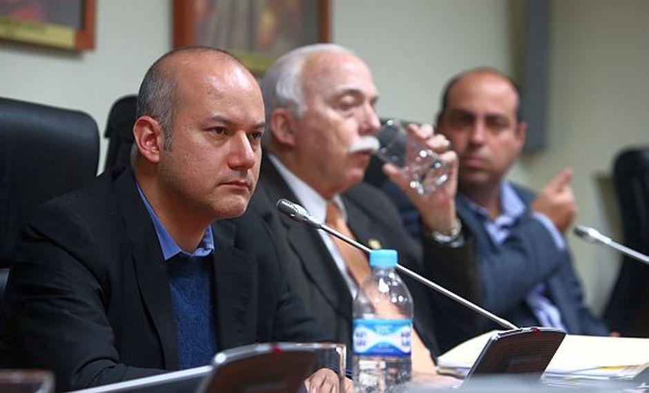 Tejada había dicho que fallo judicial no variaría las conclusiones del informe final. (USI)