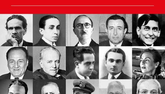 Pedro Cateriano Libro  25 peruanos del siglo XX