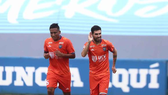 César Vallejo vs. San Martín se enfrentan en la Liga 1. (Foto: GEC)
