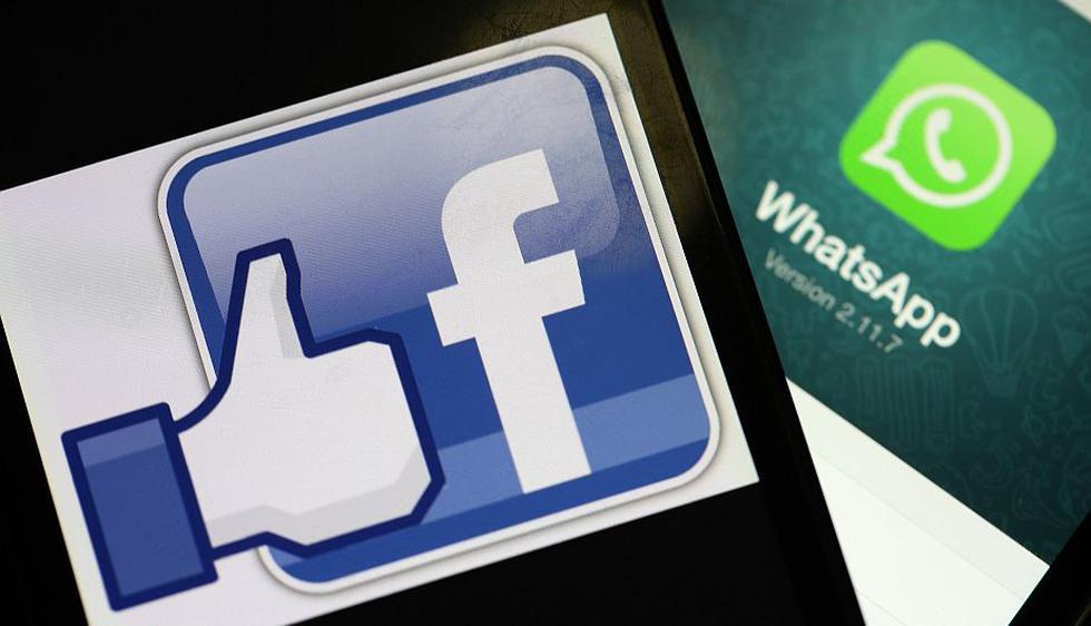 La compra más cara de la historia de Facebook: US$19,000 millones. (Bloomberg)