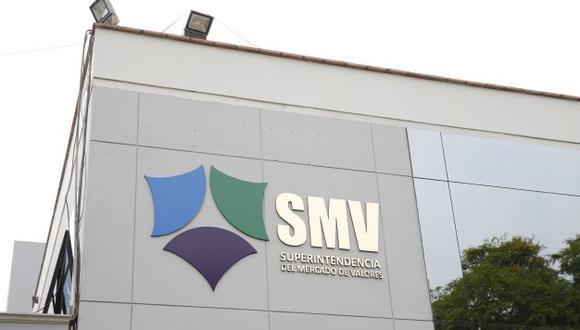 Nuevo plazo. SMV declara medida de carácter excepcional. (USI)
